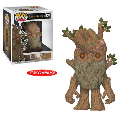 POP! Movies 529: Lord of the Rings- TREEBEARD 6""