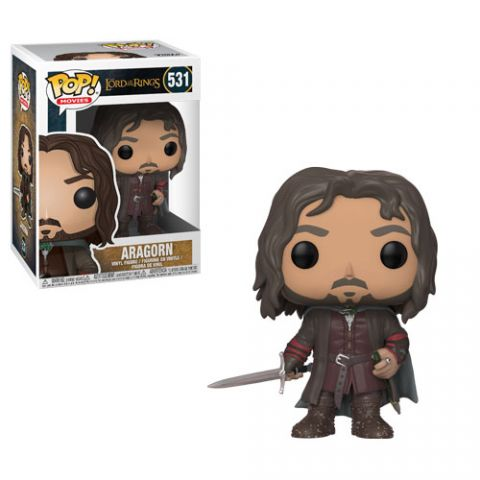 POP! Movies 531: Lord of the Rings- ARAGORN