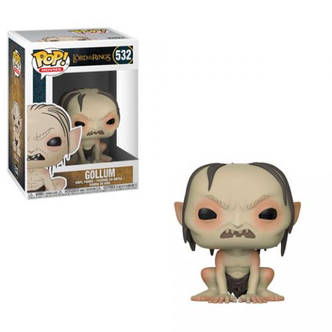 POP! Movies 532: Lord of the Rings- Gollum