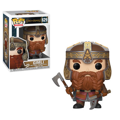 POP! Movies 629: Lord of the Rings - Gimli