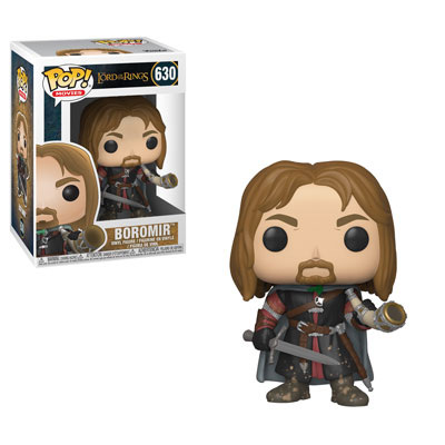 POP! Movies 630: Lord of the Rings - Boromir