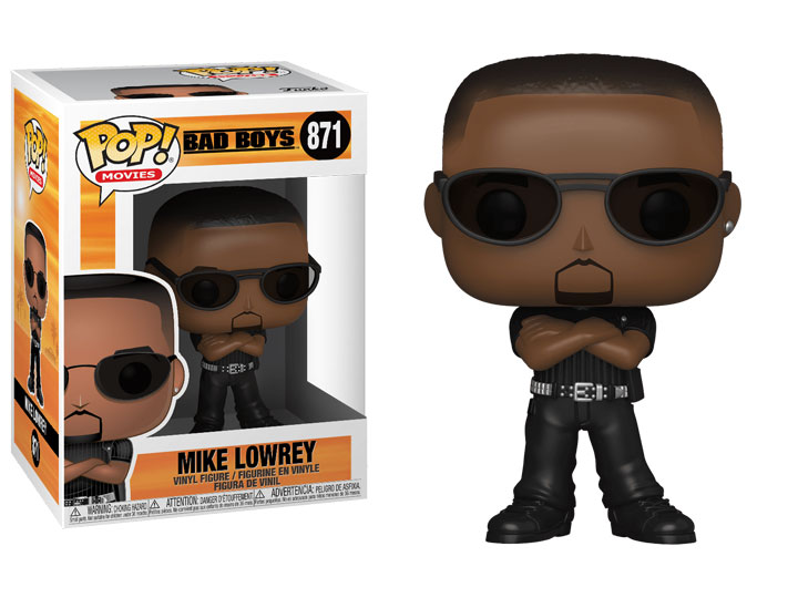POP! Movies #871: Bad Boys - Mike Lowrey