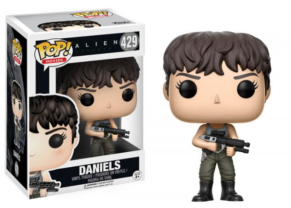 POP! Movies 429: Alien Covenant- Daniels