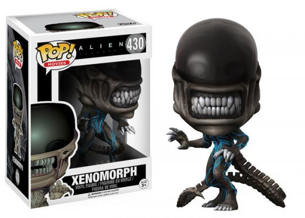 POP! Movies 430: Alien Covenant- Xenomorph
