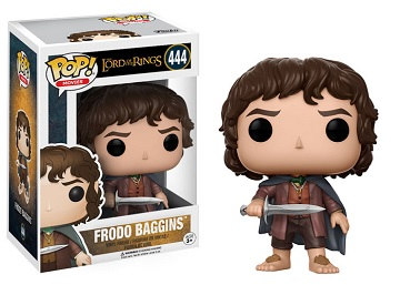 POP! Movies 444: Lord of the Rings- Frodo Baggins