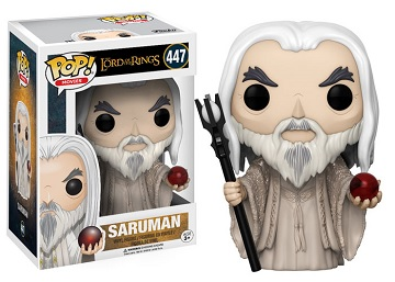 POP! Movies 447: Lord of the Rings- Saruman