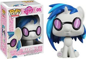 POP! My Little Pony 005: DJ PON-3