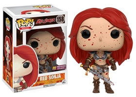 POP! PX Exclusive: Red Sonja (Bloody Version)