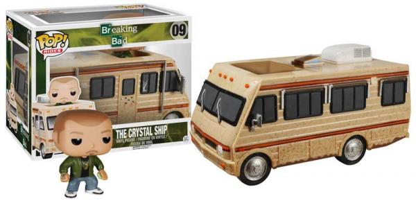 POP! Rides 009: Breaking Bad- The Crystal Ship