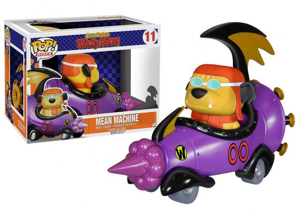 POP! Rides 011: Hana-Barbera Wacky Races- Mean Machine