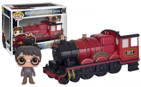 POP! Rides 020: Hogwarts Express & Harry Potter