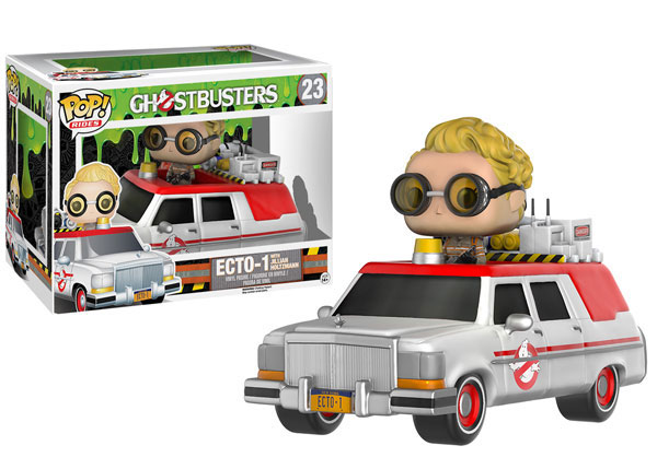 POP! Rides 023: Ghostbusters (2016) Ecto-1