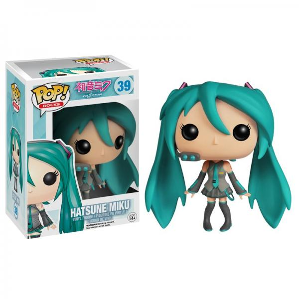 POP! Rocks 039: Vocaloid- Hatsune Miku