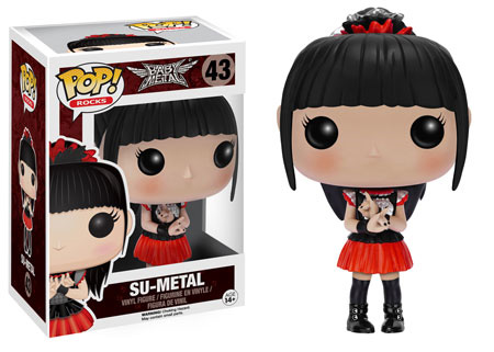 POP! Rocks 043: Babymetal- Su-Metal