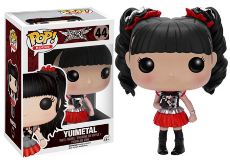 POP! Rocks 043: Babymetal- YuiMetal