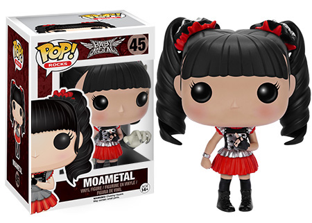 POP! Rocks 045: Babymetal- Moametal