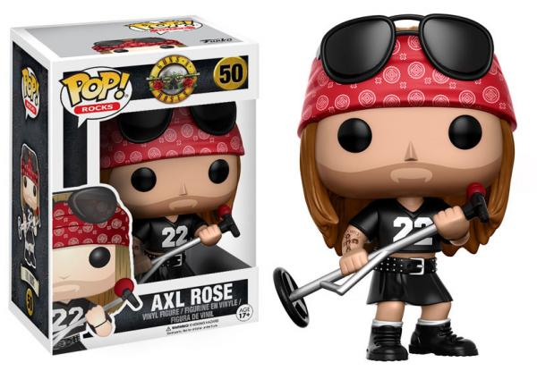 POP! Rocks 050: Guns N Roses- Axl Rose