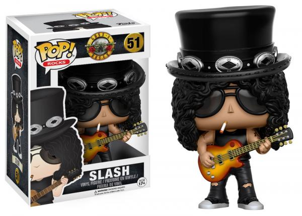 POP! Rocks 051: Guns N Roses- Slash