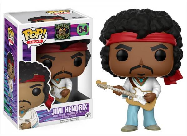 POP! Rocks 054: Jimi Hendrix