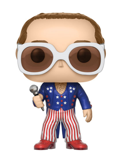 POP! Rocks: Elton John Red White Blue