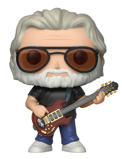 POP! Rocks 061: Grateful Dead- Jerry Garcia