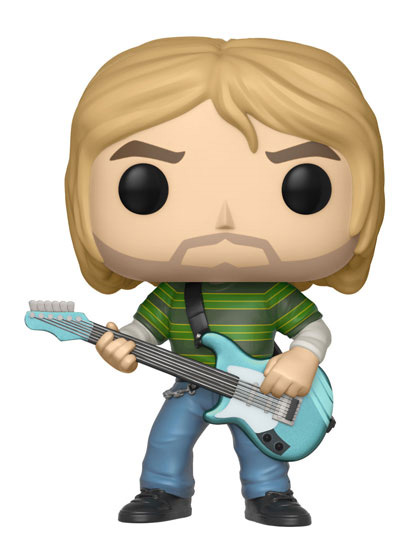POP! Rocks: Nirvana- Kurt Cobain