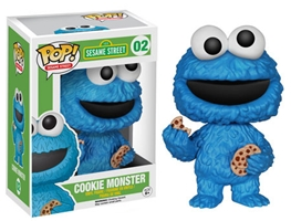 POP! Sesame Street 002: Cookie Monster