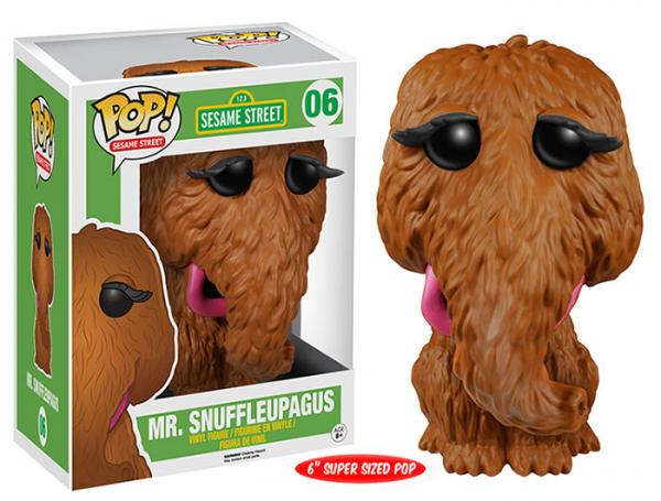 POP! Sesame Street 006: MR. SNUFFLEUPAGUS
