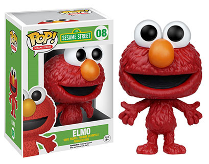 POP! Sesame Street 008: Elmo
