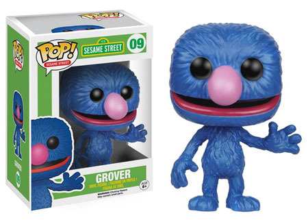POP! Sesame Street 009: Grover