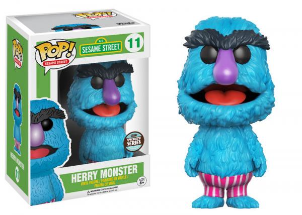 POP! Sesame Street 011: Herry Monster