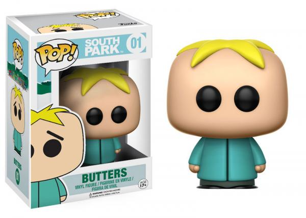 POP! South Park 001: Butters