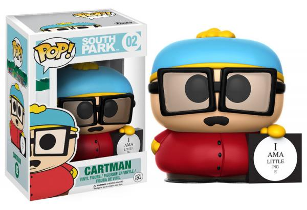 POP! South Park 002: Cartman (Piggy)