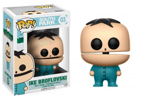 POP! South Park 003: Ike Broflovski