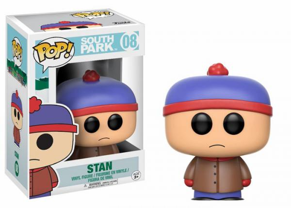 POP! South Park 008: Stan