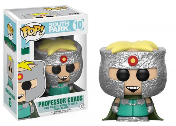 POP! South Park 010: Professor Chaos