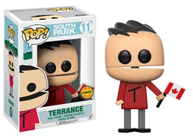 POP! South Park 011: Terrance With Canadian Flag [CHASE]