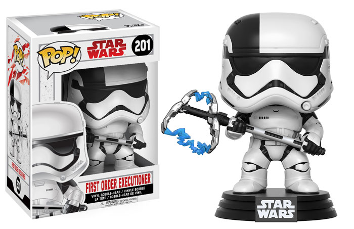 POP! Star Wars 201: The Last Jedi - First Order Executioner