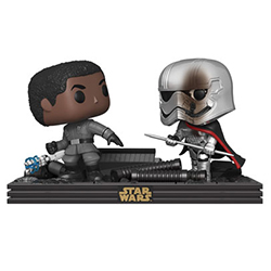 POP! Star Wars 257: Movie Moments- Rematch On The Supremacy