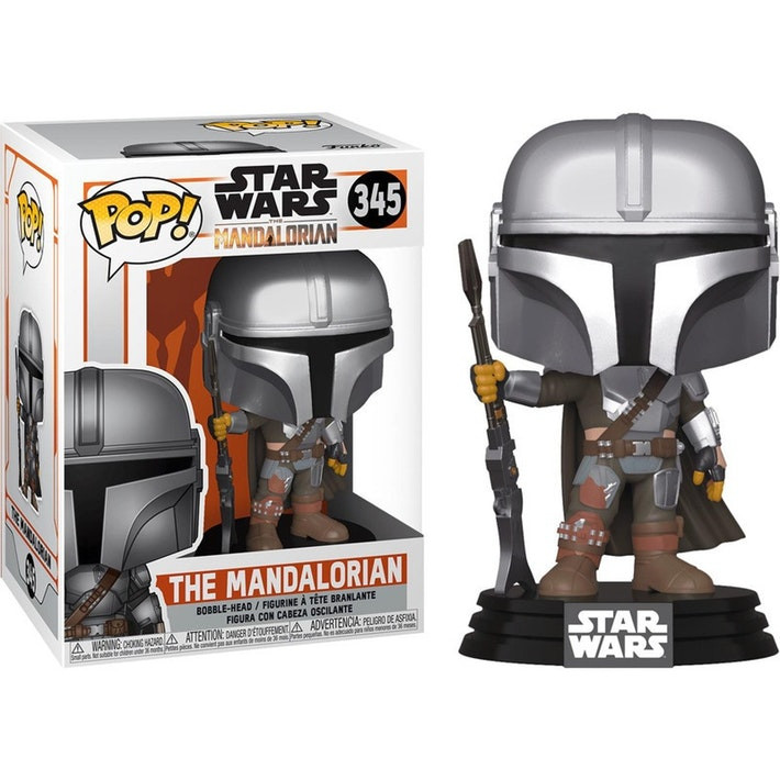 POP! Star Wars 345: Mandalorian - The Mandalorian
