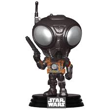 POP! Star Wars: Mandalorian - Q9-Zero