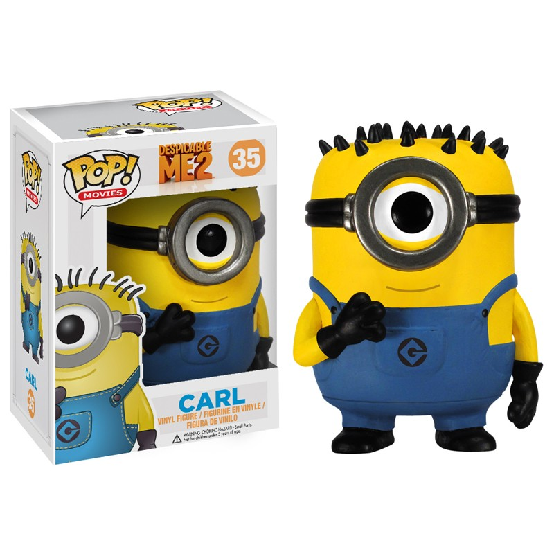 POP! Movies 035: Despicable Me 2: Carl
