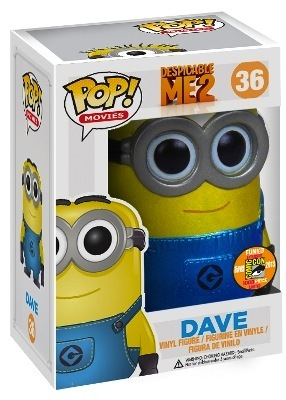 POP! Movies 036: Despicable Me 2: Dave