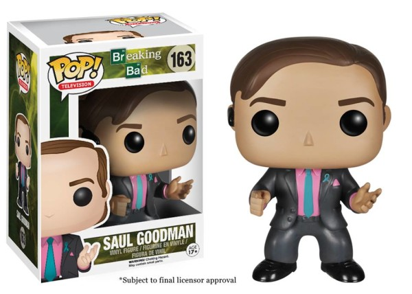 POP! Television 163: Breaking Bad -Saul Goodman