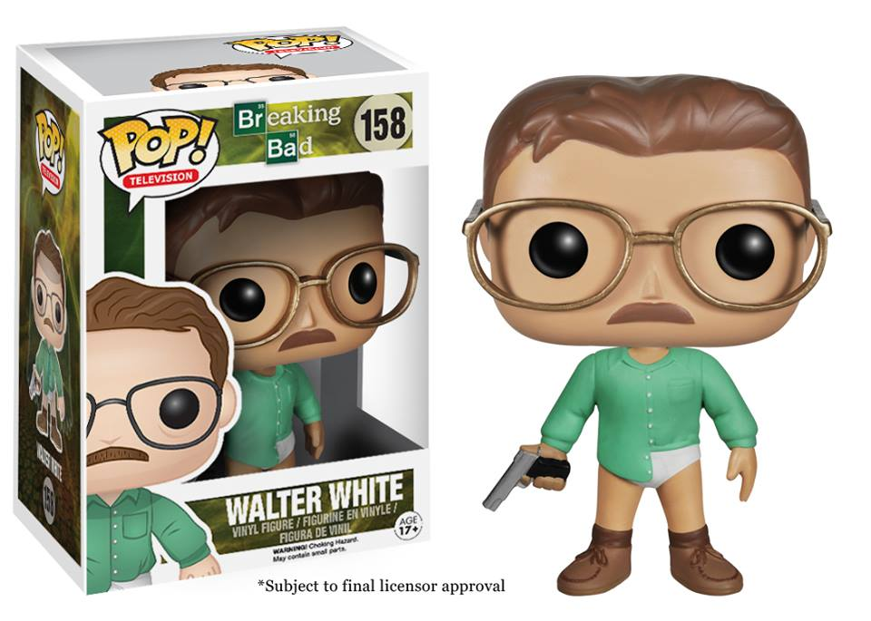 POP! Television 158: Breaking Bad -Walter White