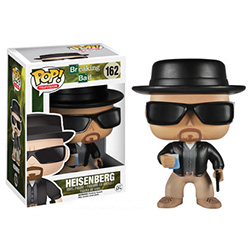 POP! Television 162: Breaking Bad -Heisenberg