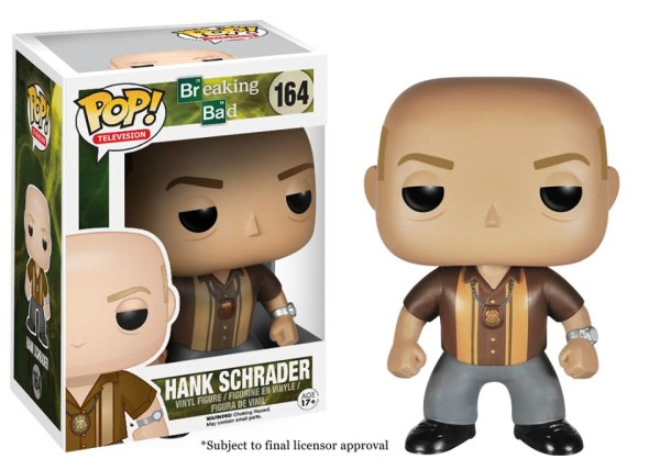 POP! Television 165 Breaking Bad -Hank Schrader
