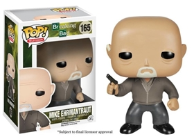 POP! Television 165 Breaking Bad -Mike Ehrmantraut