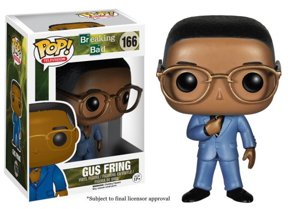 POP! Television 166: Breaking Bad -Gus Fring