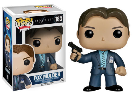 POP! Television 183: The X-Files: Fox Mulder